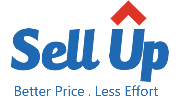 SellUp: Better Price Less Efforts
