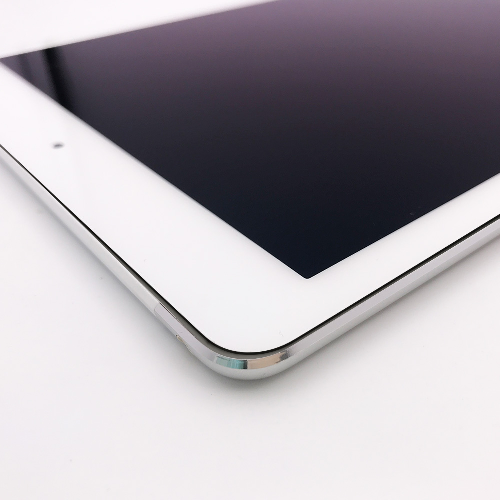 Tablet has a swollen battery